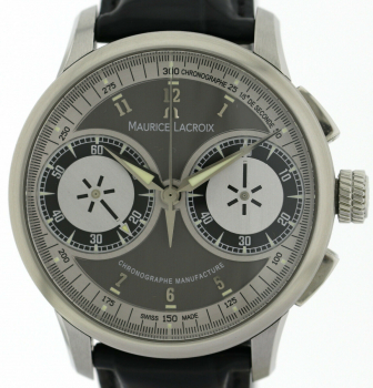 MAURICE LACROIX MANUFACTURE CHRONOGRAPHE REF. MP 7128